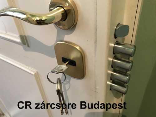 CR zár, CR zárcsere, zárcsere, zárcsere Budapest, CR zárcsere Budapest